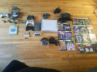 Xbox 360 WITH SO MUCH STUFF Montreal, H8R 2L9