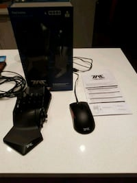 Hori tac pro. Keypad and mouse controller Calgary, T1X