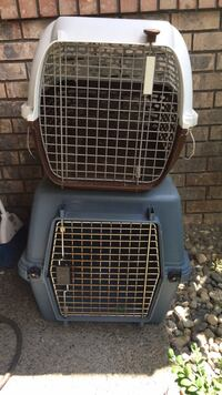 Small-medium Dog kennel Surrey, V3R 7Z1
