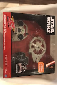 Remote Control Star Wars Air Hog/Millennium Falcon