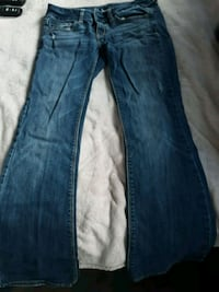 Jeans size 2 boot cut