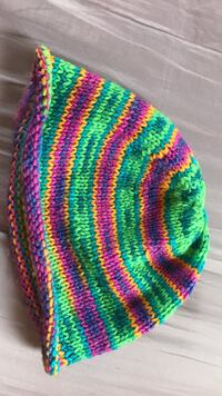 Hand knitted hat Center Conway, 03813