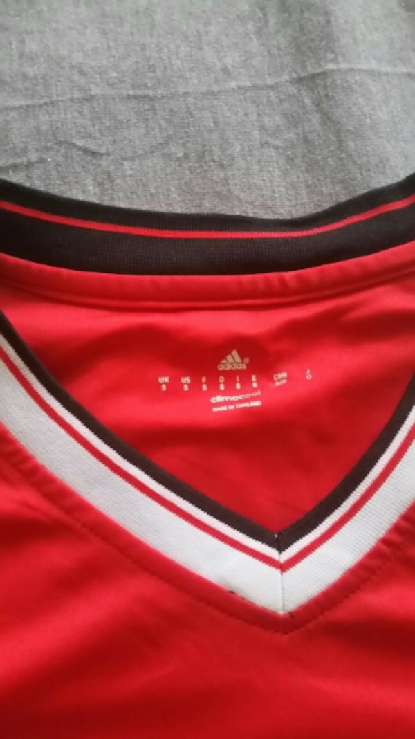 Manchester United 2015/16 Home Jersey Adidas Men S #17 Daley Blind w/E c2ac934c-e860-42df-9b46-b55d850d1ee1