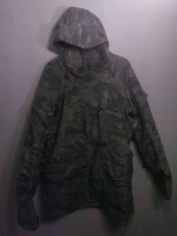 "ARMY GORA-TEX PARKA LONG MEN""S JACKET ""L"" Aurora, 80010"