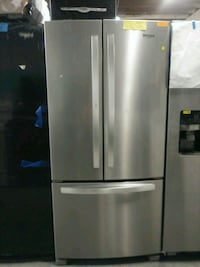 New scratch and dent whirlpool 33in. Stainless ste