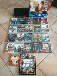 PS3 Slim 500GB 6848 km