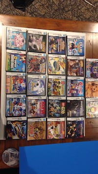 Nintendo DS assorted games Whitchurch-Stouffville, L4A 1J9
