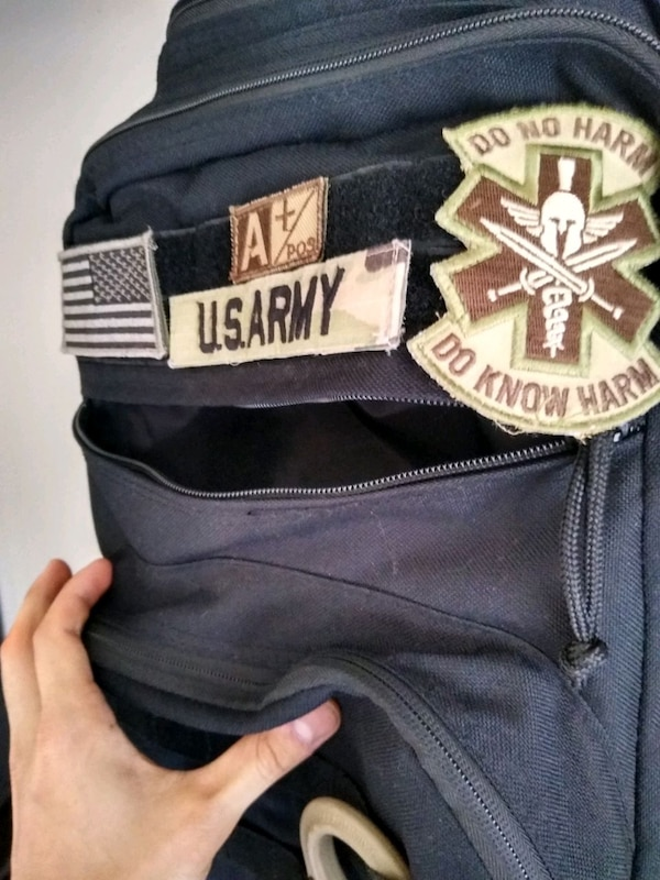 Limited Edition Army SOC Backpack 78790274-3119-4615-9813-d33dac1de08a