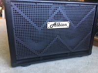 ALBION BLS210 2x10 With Horn Bass Cabinet 8 Ohms 200 Watts Victoria, V8Z 2B8