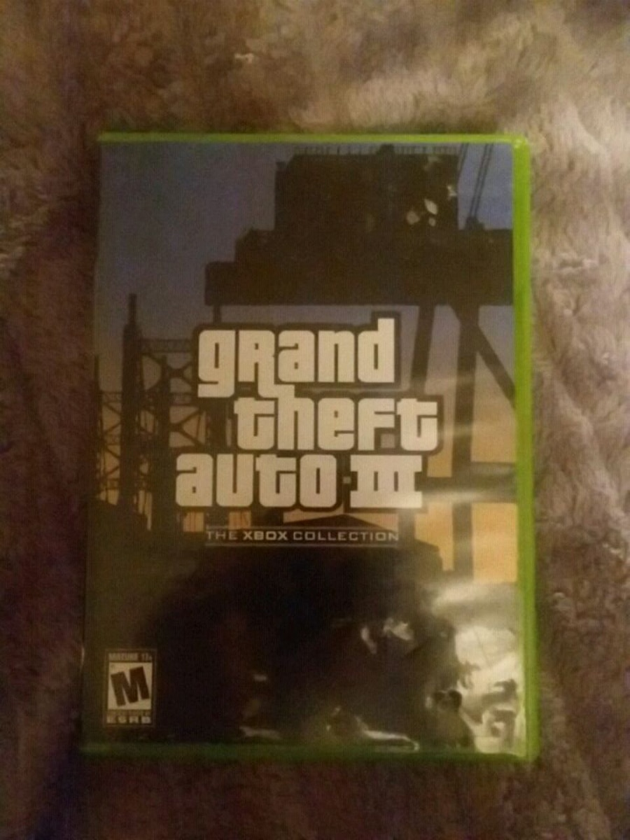 Used, Grand Theft Auto IV Xbox 360 game case for sale  Daingerfield