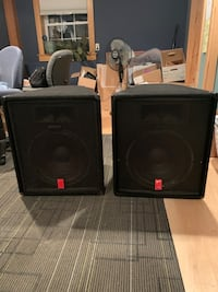 Fender 115XP PA Speakers Manchester, 03102