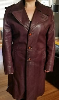 Leather Jacket Maple Ridge