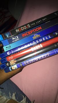Blu ray dvds whole stack for $20 Tomball, 77377