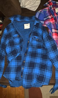 Abercrombie & Fitch button downs Fall River, 02720