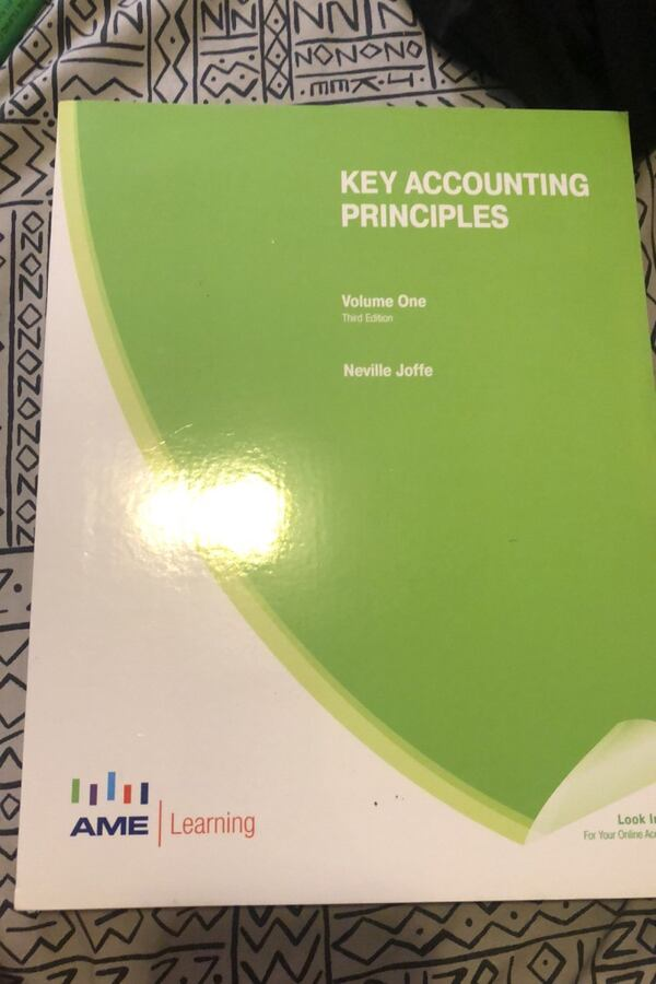 Key Accounting Principles 0