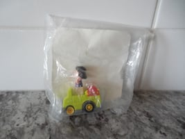 """*New in Package* McDonalds 1989 Peanuts """"Lucy"""" Push and Go Car $5 PU M"""