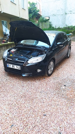 2012 Ford Focus 1.6 TDCI 115PS STYLE 22d3bc39-3502-41ad-af82-f3414ccb351b