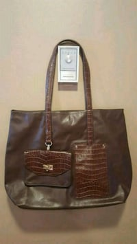 Brown Purse from Avon Mississauga, L5L 3R4