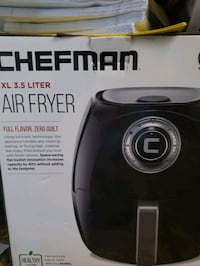 Chefman xl 3.5 ltr air fryer Fort Wright, 41011