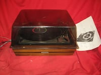 Vintage Dual 1215 Fully automatic direct drive turntable  - Serviced! Sykesville