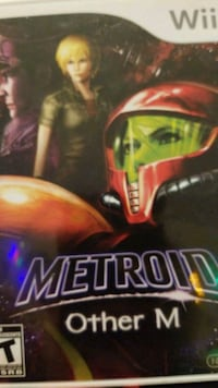 metroid  other m for Wii  Glendale, 85303