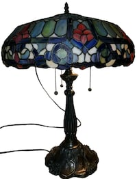 Tiffany Style Table Lamp McLean, 22101
