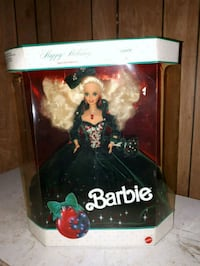 Happy Holidays Barbie Guelph, N1E 1R5