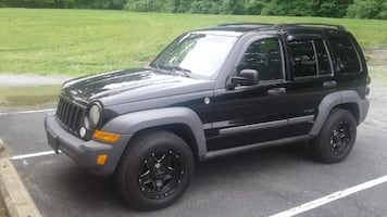 Well maintained Jeep Liberty Limited