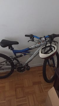 Brand new bike in good condition reason for selling I don't really need it  Toronto, M1T 3N1