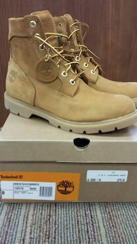 Timberland Men's Waterproof Boots Size 9 Annandale, 22003