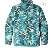 PATAGONIA FLEECE SIZE SMALL WOMENS Clifton, 20124