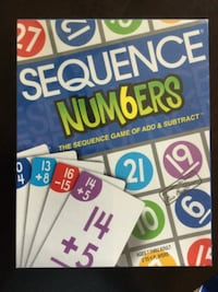 Sequence Numbers game Ramsey