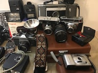 Vintage cameras, lenses, flashes and more Boise, 83703