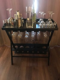 Complete Home Bar!