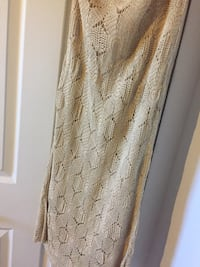 Women's beige boho long skirt  Macdonald, R0G 0A2