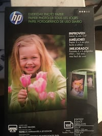 HP 4x 6 glossy photo paper 100ct. $3 each or 4 for $10! Londonderry, 03053