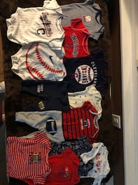 Cleveland Indians/Sports Focused Clothing