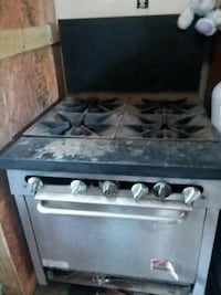 Commercial propane stove Augusta, 30906