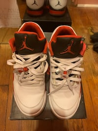 Jordan 5 low fire red Dover, 17315