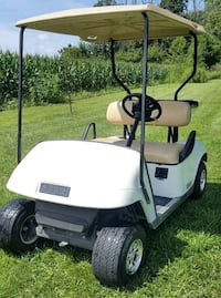 gas golf cart ezgo