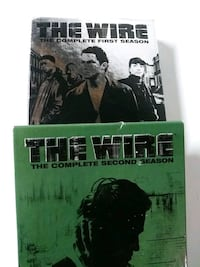 The Wire seasons 1 and 2