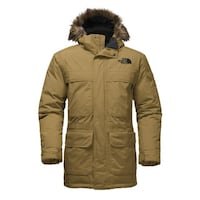 BRAND NEW THE NORTHFACE - MCMURDO PARKA 3 (NEVER USED ) Regina
