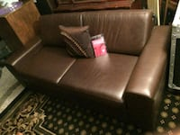 """Leather """"Divani Collection"""" Couch London, N5Z 3B3"""