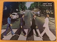 Beatles Abbey Road Metal Wall Art ** Winnipeg, R2J 4K8