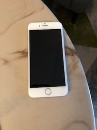 iPhone 6 sølv 64gb Brummundal, 2387