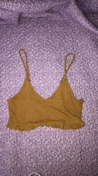 yellow bralette size small Antioch, 94531