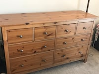 Dresser 8 drawers good quality San Jose, 95123