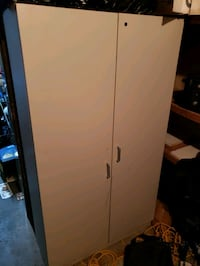 Wood solid cabinet