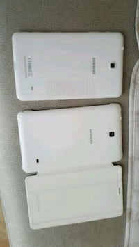 bianco Samsung Galaxy Note 4 con custodia 6788 km