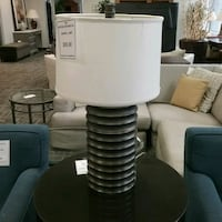 Barrel table lamp  Oakville, L6L 5N1